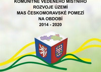 Podpora vzniku SCLLD pro území MAS Českomoravské pomezí
